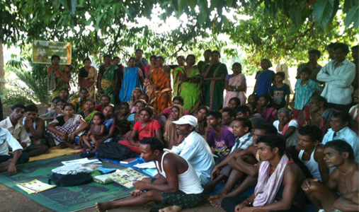 Collaborations with smallholder farmers in India